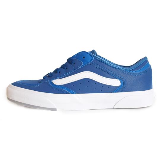 【VANS/バンズ US企画】ROWLEY CLASSIC[BLUE]【VANS スニーカー・靴】【オールドスクール】