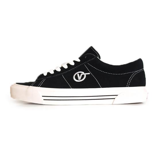 【VANS/バンズ US企画】ANAHEIM FACTORY SID DX[BLACK]【VANS CLASSIC スニーカー・靴】