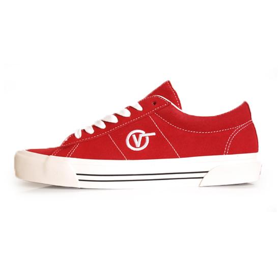 【VANS/バンズ US企画】ANAHEIM FACTORY SID DX[RED]【VANS CLASSIC スニーカー・靴】