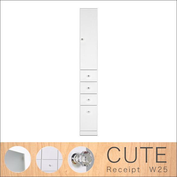 【送料無料】 色んなお家の隙間に!多目的隙間収納でとても便利な隙間25シェルフ