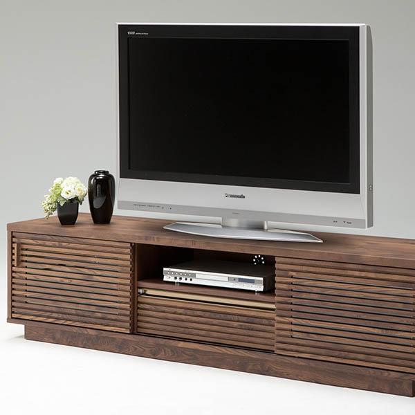 【送料無料】木のぬくもりを感じる、落ち着きのあるロータイプの180テレビボード