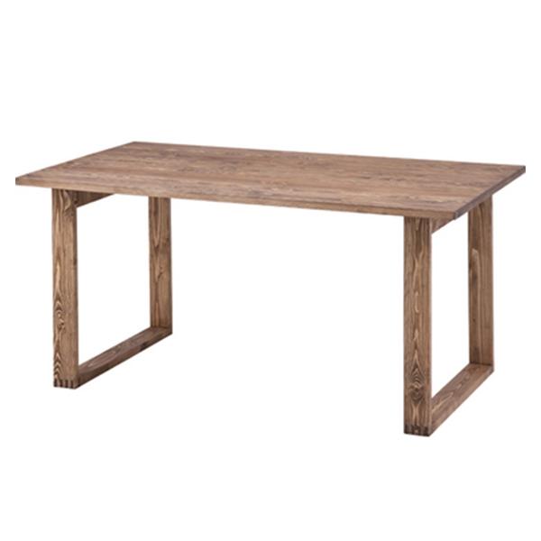 【送料無料】 150 ダイニングテーブル 4人用 DT テーブル つくえ 幅150cm ワイドテーブル ナチュラル 食卓テーブル 食卓机 木製テーブル 木製机 商談ルーム テーブル単品 デザイナーテーブル 作業スペース 台 北欧 パ