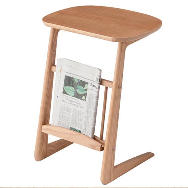 【送料無料】 サイドテーブル テーブル ソファサイド ソファーサイド モダン ナイトテーブル 木目 マガジンラック サイドテーブル モダンテイスト ミニテーブル カフェテーブル ベッドサイド ベットサイド つくえ 机 北欧 ナチュラ