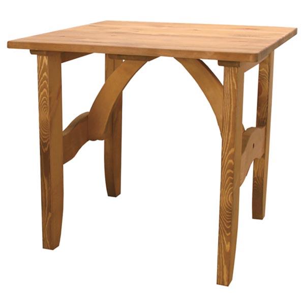 【送料無料】 750 ダイニングテーブル ダイニングテーブル 食卓 テーブル つくえ カントリー 北欧 食卓テーブル 幅750 750mm おしゃれ カフェ風 ヴィンテージ センターテーブル 正方形 四角 ナチュラル キッチン