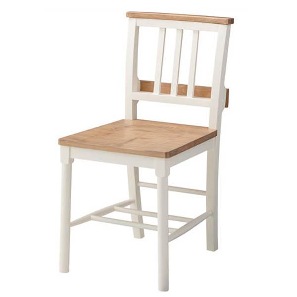 【送料無料】 チェア 1脚 チェアーのみ チェア単品 ダイニングチェア ダイニングチェアー インテリア 家具 天然木 北欧 木製 北欧テイスト カントリー ナチュラルテイスト 食卓椅子 いす イス 椅子 ダイニング チェア チェアー