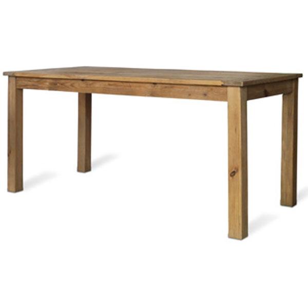 【送料無料】 160 ダイニングテーブル 幅160cm 4人用 テーブル ダイニング 食卓テーブル テーブル 作業台 ワークデスク テーブル単品 テーブルのみ 食卓机 インテリア 家具 ミーティングテーブル 木製 ウッド シンプル