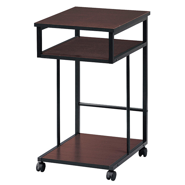 【送料無料】サイドワゴン 整理整頓ですっきりと サイドワゴン ワゴン 収納 整理 整頓 本 教科書 押入れ 机