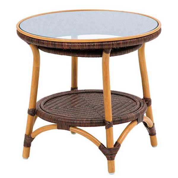 【送料無料】 テーブル センターテーブル ラタン 籘 アジアン リゾート