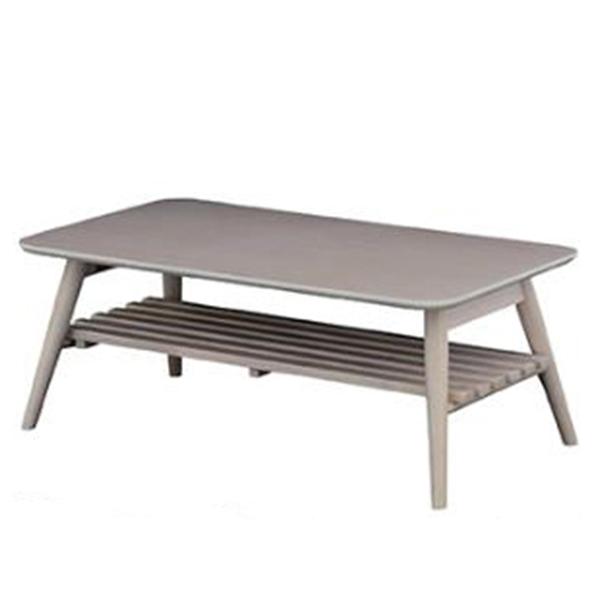 【送料無料】 90リビングテーブル 可愛いナチュラルテイストの折りたたみ式テーブル。