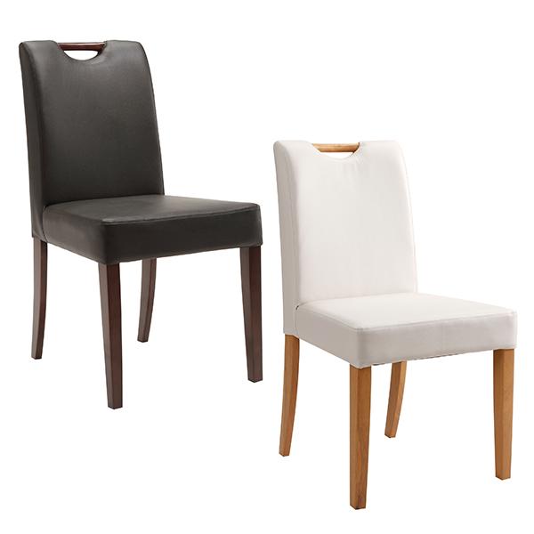 【送料無料】 ダイニングチェア(NA/WG) ダイニングチェアー チェア チェアー 1脚 椅子 単品 アームなし 肘なし ダイニング 食卓椅子 ミッドセンチュリー シンプル おしゃれ 家具 インテリア 木脚 木製脚 PVC シン