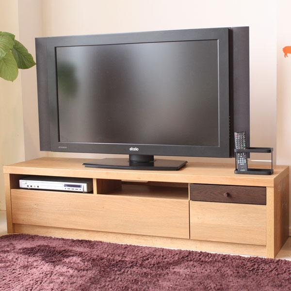 【10%OFF/送料無料】150 ローボード テレビボード テレビ台 木製 完成品 北欧/ナチュラル/シンプル/モダン/カントリー