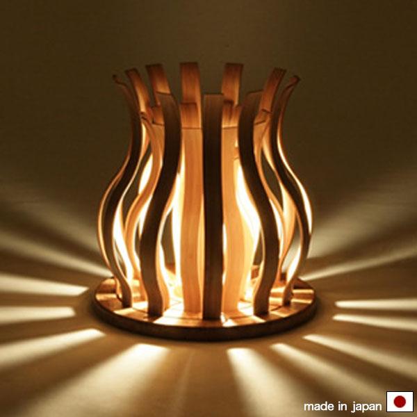 【送料無料】 フロアランプ フロアライト 間接照明 睡蓮をイメージしたデザイン シンプルでモダンだから洋室・和室問わずマッチ ライト ランプ 照明 明かり リビング、寝室、ショップ、カフェ、サロンなどで活躍 北欧/モダン/シンプル/
