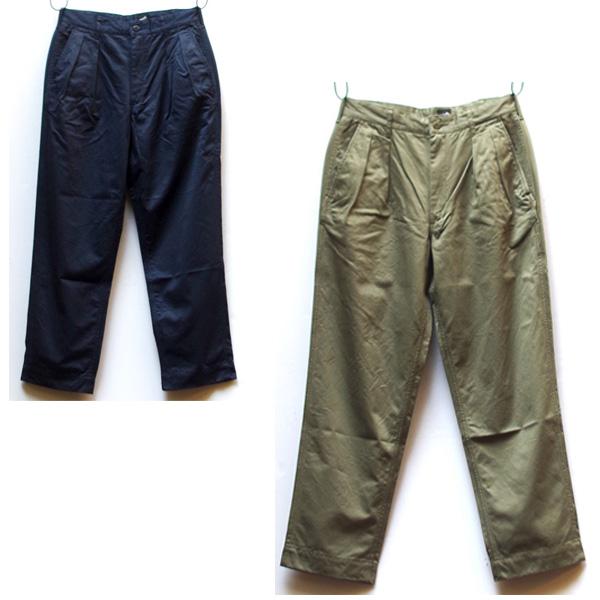 CORONA(コロナ) / 2T DESERT SLACKS:M-1941 TWILL2タックトラウザーズ