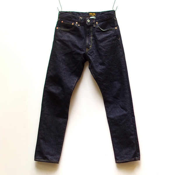 CORONA(コロナ)/W01 FIVE POCKET・TAPERED CUT(ONE WASH)5ポケットデニムパンツ