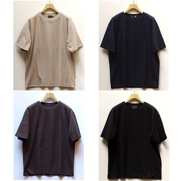 comm.arch.(コム・アーチ)DOUBLE LAYERED S/S TEEダブルレイヤードTEE
