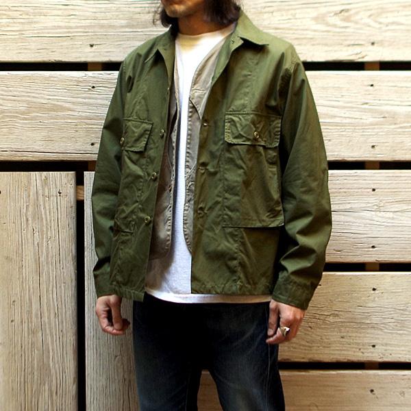 CORONA(コロナ)NAVY UTILITY JAC SHIRTシャツジャケット