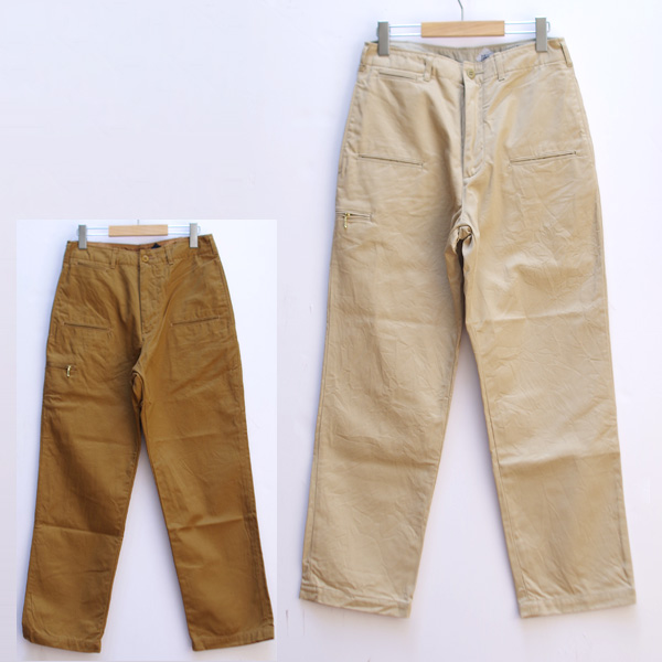 CORONA / コロナ / POCKET MECHANIC SLACKS