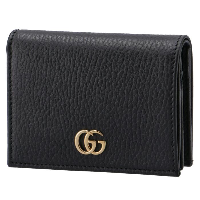 グッチ Petite Marmont カードケース NERO プレゼント 大人気 新着 CAO0G GUCCI ギフト 驚きの値段 456126 1000