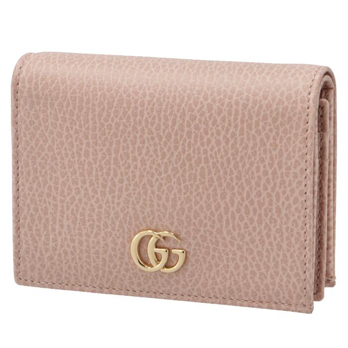 【送料無料】グッチ GUCCI Petite Marmont 二つ折り財布 456126 CAO0G 5909
