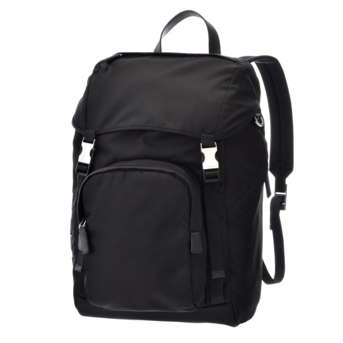 プラダ PRADA バックパック メンズ リュックサック ブラック 2VZ135HAY 2ED3 002