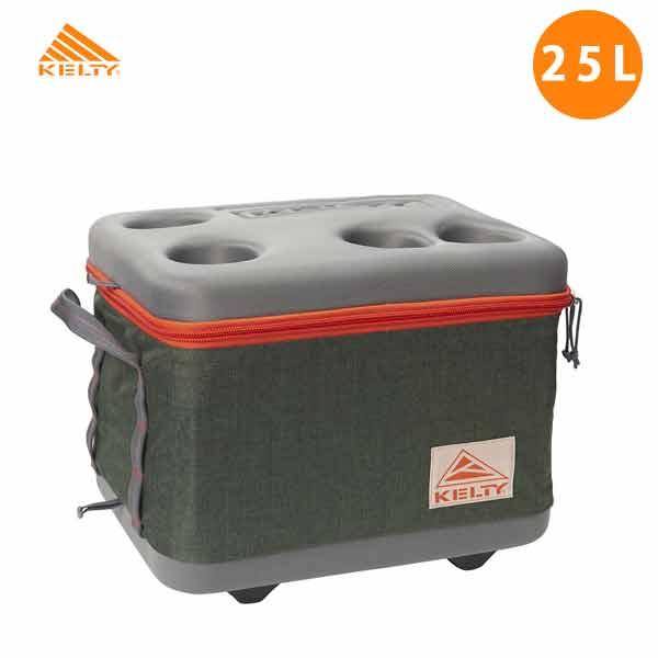 KELTY ケルティ FOLDING COOLER 25L (A24651019) (2019春夏商品) クーラーボックス