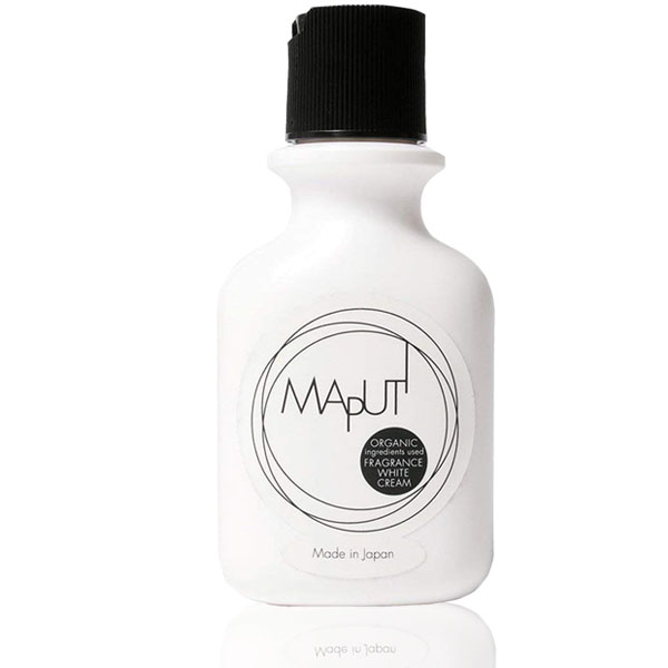 オーガニックフレグランスホワイトクリーム 3本(300ml) MAPUTI(マプティ) OFWC デリケートゾーン 黒ずみ
