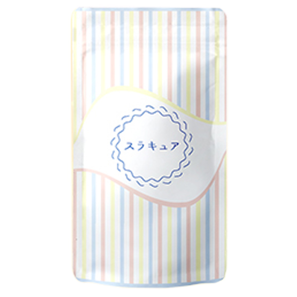 スラキュア 3袋(135粒入 約45日分) むくみ ふくらはぎ 太もも 冷え