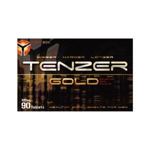 テンザーゴールド 1箱(90粒 約30日分)男性サプリメント 活力