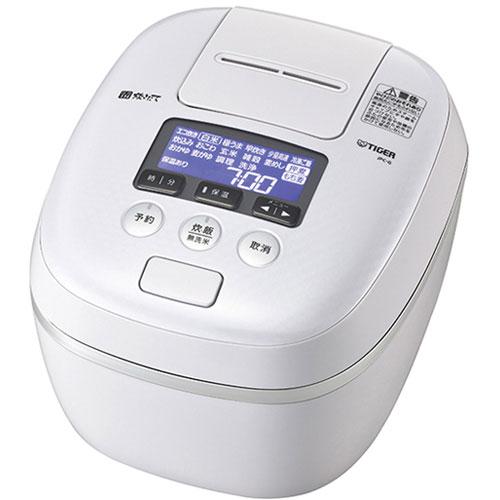 タイガー魔法瓶 JPC-G180-WA(エアリーホワイト) 炊きたて 圧力IH炊飯ジャー 1升