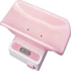 タニタ 1583(ピンク) しあわせ デジタルベビースケール