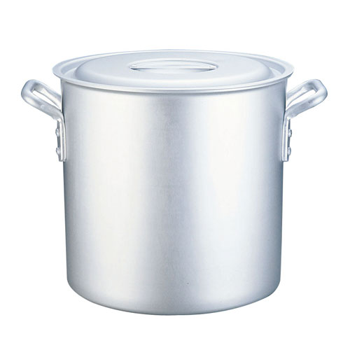 39cm アルマイト加工 遠藤商事 AZV6339 TKG AZV6339 目盛付 アルミ寸胴鍋