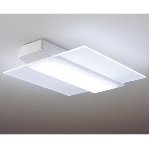 【長期保証付】パナソニック HHCD0898A LEDシーリングライト 調光・調色 ~8畳 リモコン付 AIR PANEL LED THE SOUND