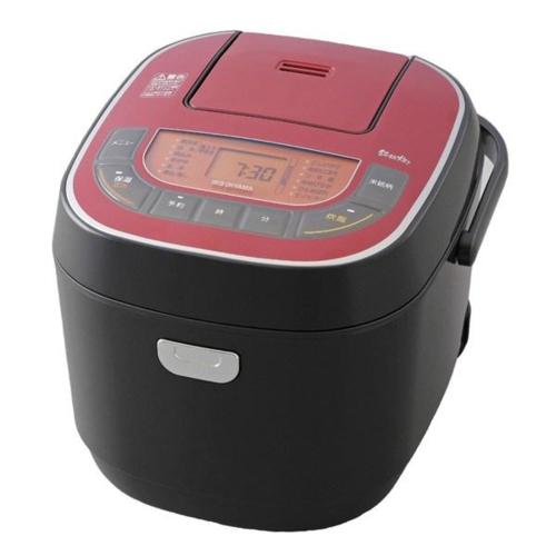 【長期保証付】アイリスオーヤマ KRC-MC10-B(ブラック) 米屋の旨み 銘柄炊き マイコン炊飯ジャー 1升