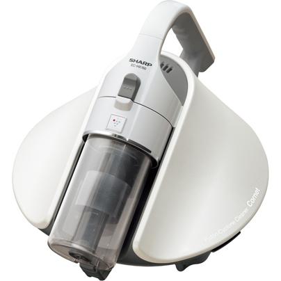 シャープ SHARP EC-HX150-W(ホワイト) Cornet(コロネ) サイクロン式ふとん掃除機 EC-HX150-W