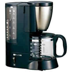 新入荷 流行 卸直営 在庫あり 14時までの注文で当日出荷可能 象印 ZOJIRUSHI EC-AS60-XB コーヒーメーカー ステンレスブラック 約6杯分 珈琲通
