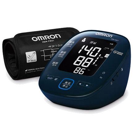 【長期保証付】オムロン OMRON HEM-7281T 上腕式血圧計 HEM7281T