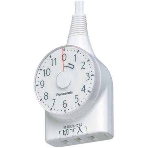 在庫あり 14時までの注文で当日出荷可能 パナソニック Panasonic WH3111WP サービス ついに再販開始 1m 11時間形 ホワイト ダイヤルタイマー