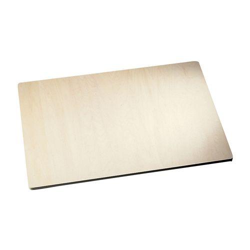 雅うるし工芸 白木 強化のし板 1,200×900×H21