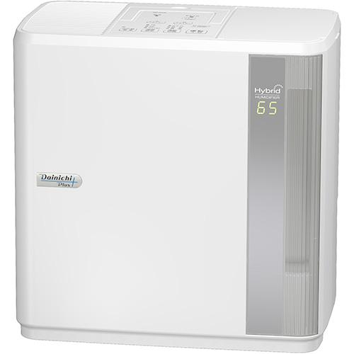 ダイニチ HD-7019-W(ホワイト) HD ハイブリッド式加湿器 木造12畳/プレハブ19畳