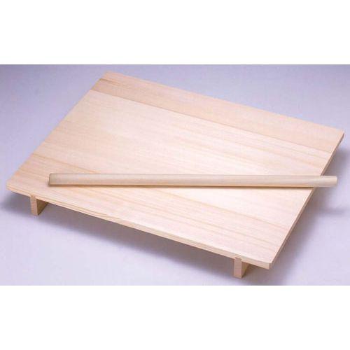 ヤマコー 木製 のし板 めん棒付(桐材) 大 4988484852949