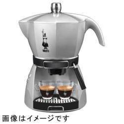 BIALETTI CF43-SV(シルバー) コーヒーメーカー MOKISSIMA CF43SV