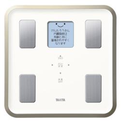【長期保証付】タニタ TANITA BC-810-WH(ホワイト) 体組成計 BC810WH