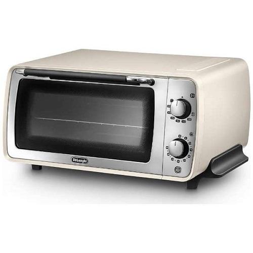 デロンギ DELONGHI EOI407J-W(ピュアホワイト) ディスティンタコレクション オーブン&トースター 1200W EOI407JW