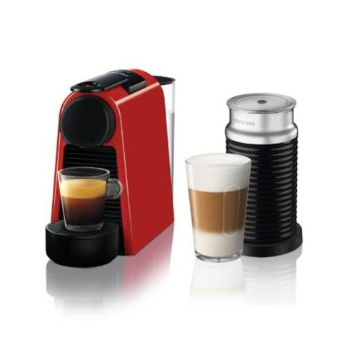 【長期保証付】ネスレ Nestle D30REA3B(ルビーレッド) コーヒーメーカーエッセンサミニバンドルセット D30REA3B