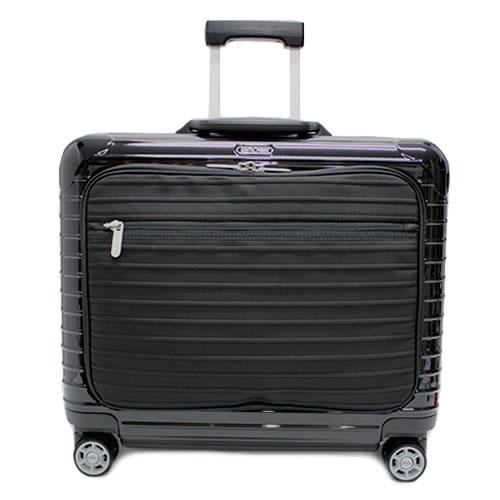 リモワ 840.50.50.4 RIMOWA SALSA DELUXE HYBRID BUSINESS Multiwheel 43 32L ブラック