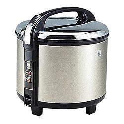 タイガー魔法瓶 TIGER JCC-270P-XS(ステンレス) 炊きたて 業務用炊飯器 1.5升 JCC270PXS