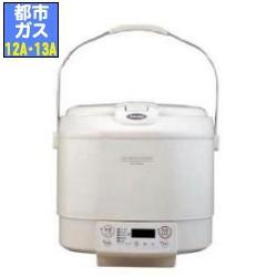 パロマ PR-S10MT ガス炊飯器 マイコンタイプ 保温機能付 都市ガス用 5.5合