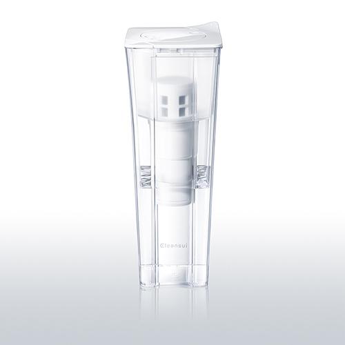 CP012-WT クリンスイ ポットシリーズ 店内全品対象 0.9L ポット型浄水器 1着でも送料無料