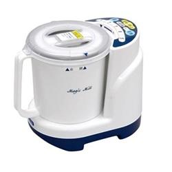 【長期保証付】サタケ RSKM300(パールホワイト) キッチン用精米機 マジックミル 5合 RSKM300