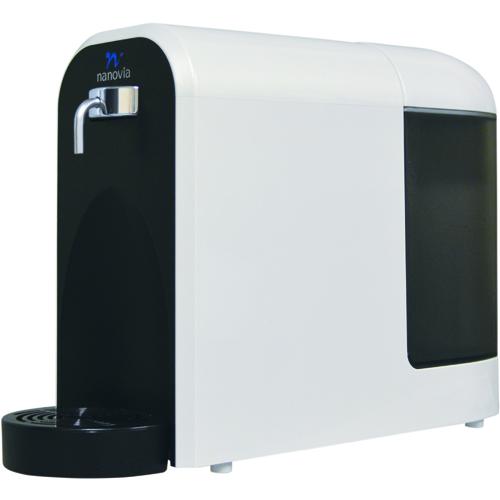 【長期保証付】ユーエステック KHS100(ホワイト) コンパクト水素水浄水器 nanovia(ナノビア)